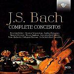 Sämtliche Konzerte von J.S. Bach für 24,99€