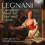 Complete Music for Flute and Guitar von L.R. Legnani für 6,99€