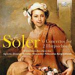 6 Konzerte für 2 Cembali von Antonio Soler für 6,99€