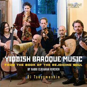 Yiddish Baroque Music von Verschiedene Interpreten für 6,99€