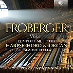 Sämtliche Werke für Cembalo & Orgel von J.J. Froberger für 29,99€