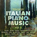 20th Century Italian Piano Music Vol. 1 von Verschiedene Interpreten für 29,99€