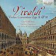 Violinkonzerte op. 11 & 12 von Antonio Vivaldi für 8,99€