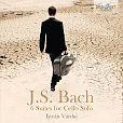 6 Cellosuiten von J.S. Bach für 8,99€