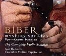 Rosenkranz-Sonaten Nr. 1-16 von H.I. Biber für 15,99€