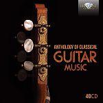 Anthology Of Classical Guitar Music von Verschiedene Interpreten für 54,99€