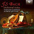 Johann Sebastian Bach: Orchestersuiten Nr.1-4 von Verschiedene Interpreten für 2,99€