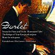 Emmanuel Durlet: Violin Sonata Illuminated Tales & Other Music von Verschiedene Interpreten für 2,99€