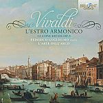 Concerti op.3 Nr.1-12 LEstro Armonico von Antonio Vivaldi für 4,99€