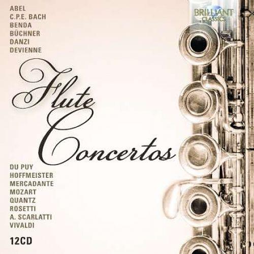 Flötenkonzerte von Verschiedene Interpreten für 29,99€