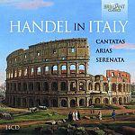 Händel in Italien - Kantaten, Arien, Serenata von Georg Friedrich Händel für 19,99€