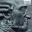 Wilhelm Friedemann Bach: Sämtliche Werke für Cembalo von Verschiedene Interpreten für 16,99€
