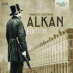 Charles Alkan: Alkan-Edition von Verschiedene Interpreten für 34,99€
