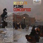 Russian Piano Concertos von Verschiedene Interpreten für 49,99€