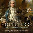 Jacques-Martin Hotteterre: Sämtliche Werke für Flöte & Bc von Verschiedene Interpreten für 14,99€