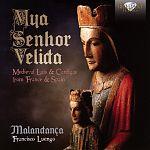 Mya Senhor Velida - Medieval Lais & Cantigas from France & Spain 12. & 13. Jahrhundert von Verschiedene Interpreten für 8,99€