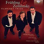 Carl Frühling: Klarinettentrio op.40 von Verschiedene Interpreten für 8,99€