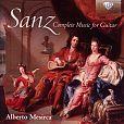 Gaspar Sanz: Sämtliche Gitarrenwerke von Alberto Mesirca für 11,99€