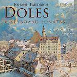 Johann Friedrich Doles: Klaviersonaten Nr.1-6 von Jenny Soonjin Kim für 8,99€
