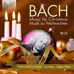 Bach: Musik zu Weihnachten von Verschiedene Interpreten für 34,99€
