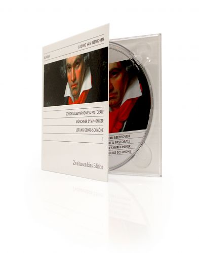 Schicksalssymphonie & Pastorale von L.v. Beethoven für 4,99€