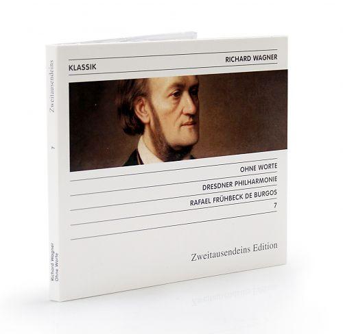 Ohne Worte von Richard Wagner für 7,99€