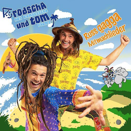 Russ Gagga - Mitmachlieder von Rodscha & Tom für 9,99€