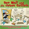 Der Wolf & die sieben Geißlein von Gebrüder Grimm für 4,99€