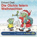 Die Olchis feiern Weihnachten von Erhard Dietl für 8,99€