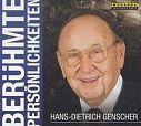 Hans-Dietrich Genscher von Michael Nolden für 2,99€