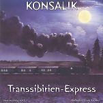 Transsibirien-Express von H.G. Konsalik für 2,99€