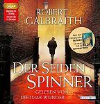 Der Seidenspinner von Robert Galbraith für 8,95€