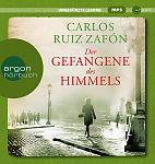 Der Gefangene des Himmels von Carlos Ruiz Zafón für 7,99€