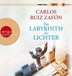 Das Labyrinth der Lichter von Carlos Ruiz Zafón für 9,99€