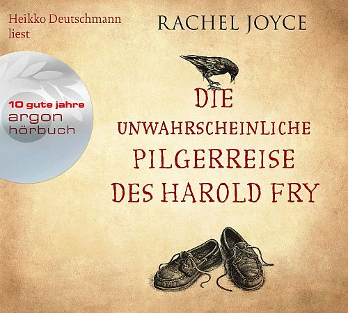 Die unwahrscheinliche Pilgerreise des Harold Fry von Rachel Joyce für 6,95€