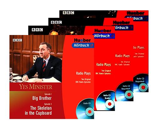Yes Minister BBC Radio Plays von Hueber für 7,99€