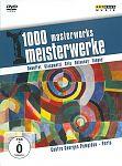 1000 Meisterwerke - Dentre Georges Pompidou Paris für 12,95€