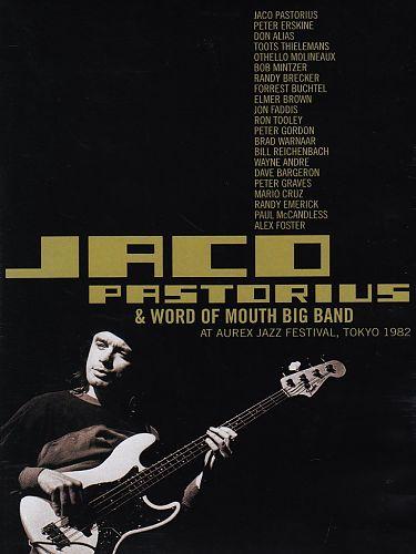 Live At Aurex Jazz Festival, Tokyo 1982 von Jaco Pastorius & Word Of Mouth Big Band für 7,99€