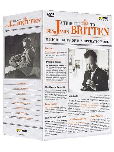 A tribute to Benjamin Britten für 79,99€