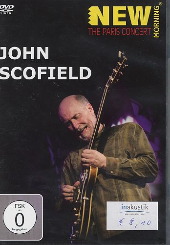 The Paris concert von John Scofield für 6,99€