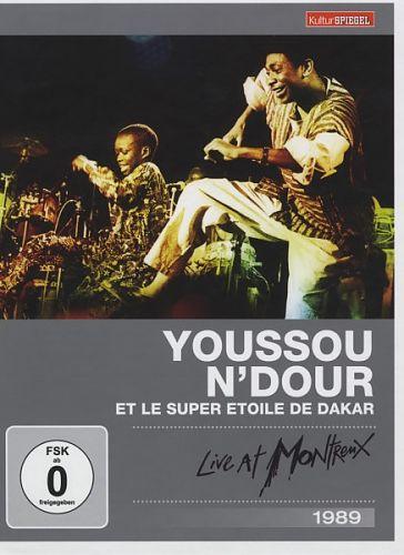 Live at Montreux 1989 von Youssou NDour & Le Super Etoile De Dakar für 4,99€
