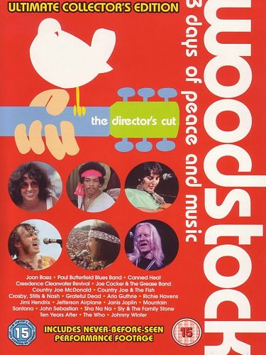 Woodstock - Ultimate Collectors Edition UK Import für 9,99 €