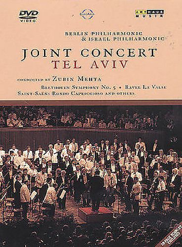 Joint Concert Tel Aviv NTSC von Berliner Philharmoniker & Israel Philharmonic Orchestra für 5,99€