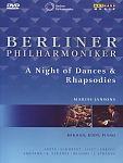 A Night of Dances & Rhapsodies - Waldbühne Berlin 1994 von Berliner Philharmoniker für 4,99€