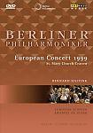 Europa Konzert 1999 in Krakau von Berliner Philharmoniker für 4,99€
