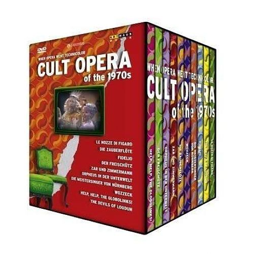 Cult Opera of the 1970s für 69,95€