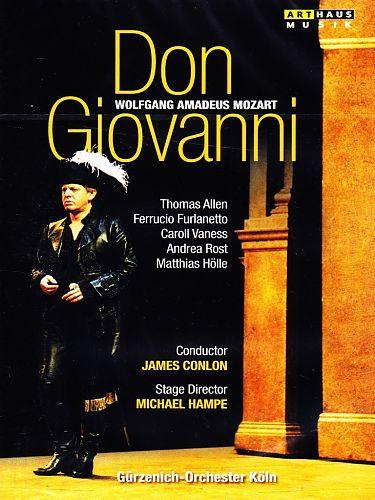 Don Giovanni von W.A. Mozart für 4,99€