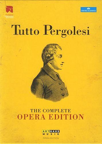 Tutto Pergolesi von G.B. Pergolesi für 49,99€
