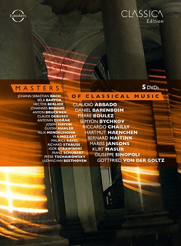 Masters of Classical Music für 17,99 €