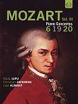Wolfgang Amadeus Mozart: Die großen Klavierkonzerte Vol.3 für 7,99€